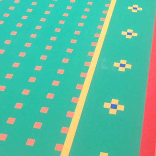 悬浮式拼装地板设计理念