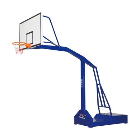 凹箱移动式篮球架 LW-006