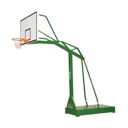 平箱移动式篮球架 LW-007