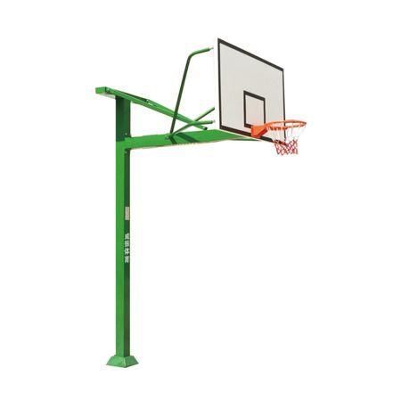 地埋方管篮球架 LW-009