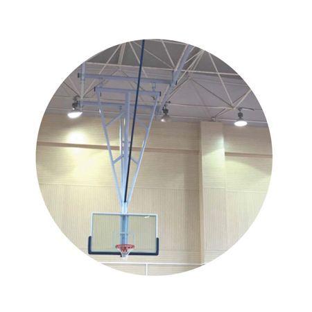 电动吊臂悬空篮球架(定制)