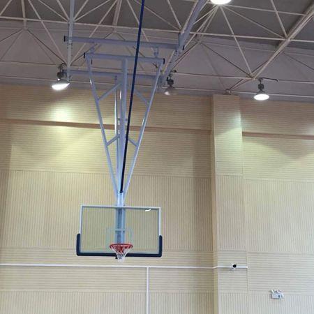 吊臂式球架