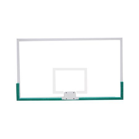 高强度钢化透明篮板 LW-010