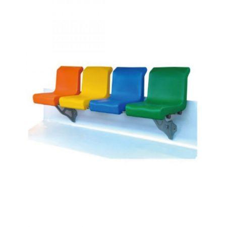 高靠背吹塑座椅(悬挂式)